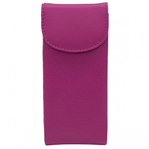 Double Eyeglass Case - Fab Fuchsia