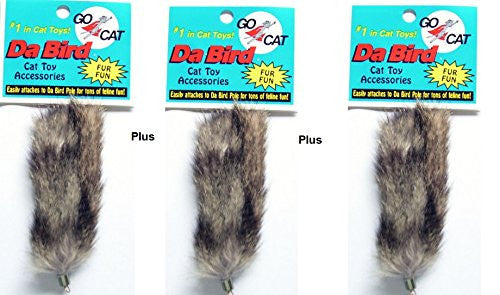Go Cat Da Bird Fur Fun Accessory