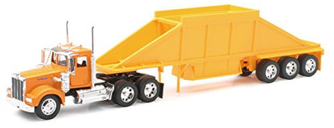1/32 Kenworth W900 Belly Dump Truck