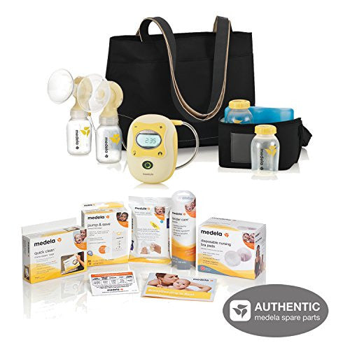 Medela Freestyle Breastpump with FREE Accessory Set