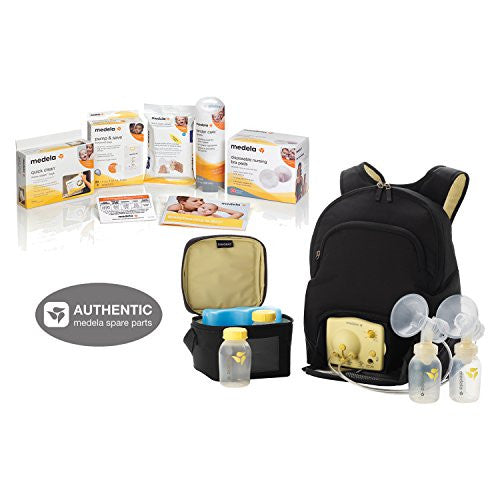 Medela Pump In Style Advanced Backpack Breastpump with FREE Accessory Set