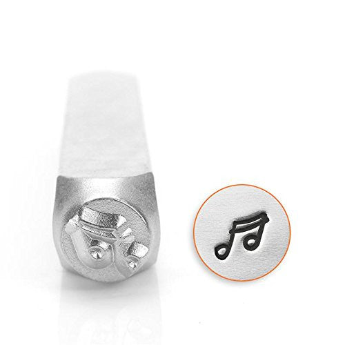 Music Note, 6mm