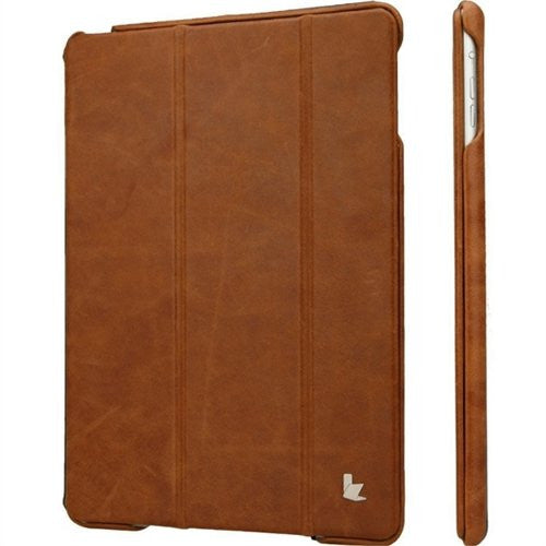 Vintage Genuine Leather Series for iPad Air 2 & 1, Brown