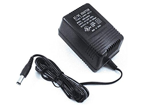 Non - Regulated Single - Voltage Adapter - Ac Input Ac Output - 15 VAC / 500 mA