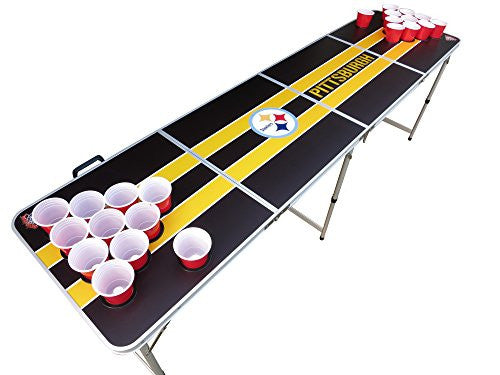Pittsburgh Steelers Beer Pong Table
