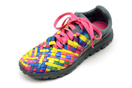 Featherlite Dance Women's Shoes - Bright/Multi Size 10