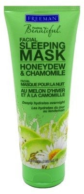 Honeydew & Chamomile Facial Sleeping Mask, 6 oz