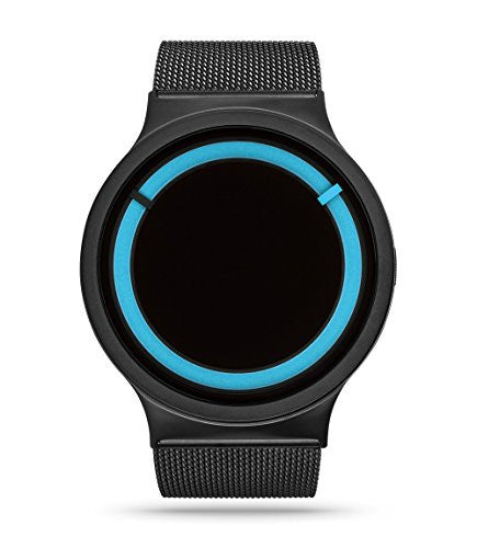 Eclipse Metallic Black Ocean Watch