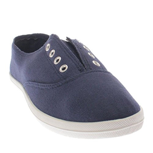 Marsden-63 Women's Casual Sneakers, Navy, Size 8