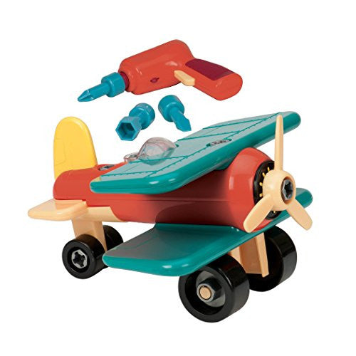 Battat Take-A-Part Airplane (New Pack)