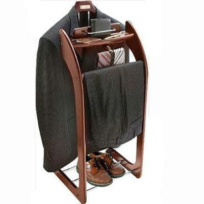 ST-90 Clothes Valet Stand