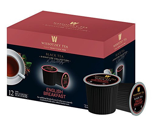 Wissotzky English Breakfast Black Tea
