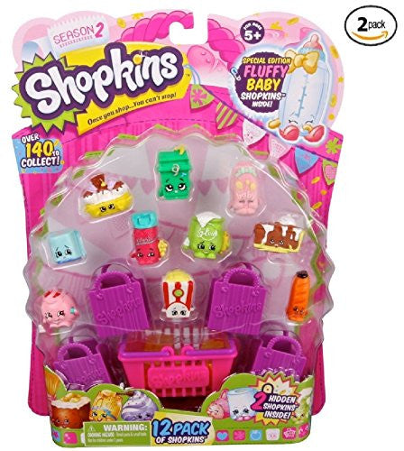 SHOPKINS 12 PACK - SERIES 2