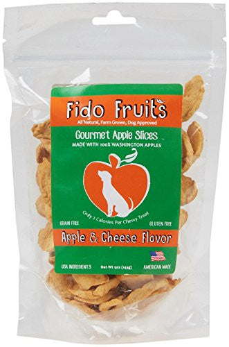 Fido Fruits - Apple Slice Cheese 5.0 oz