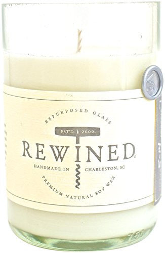 REWINED SIGNATURE CANDLE - ROSE