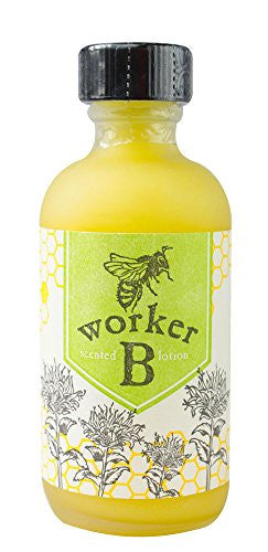 Worker B Scented Lotion -- 2 oz