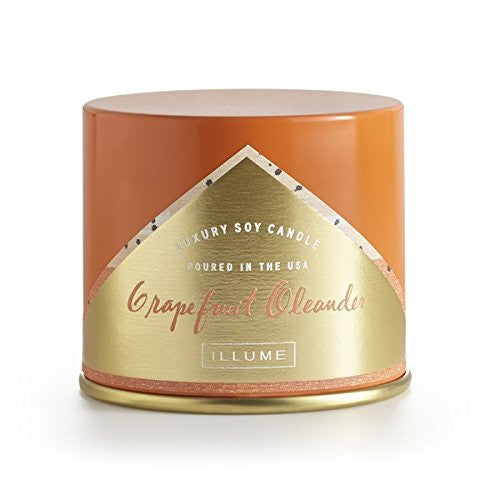Grapefruit Oleander Vanity Tin