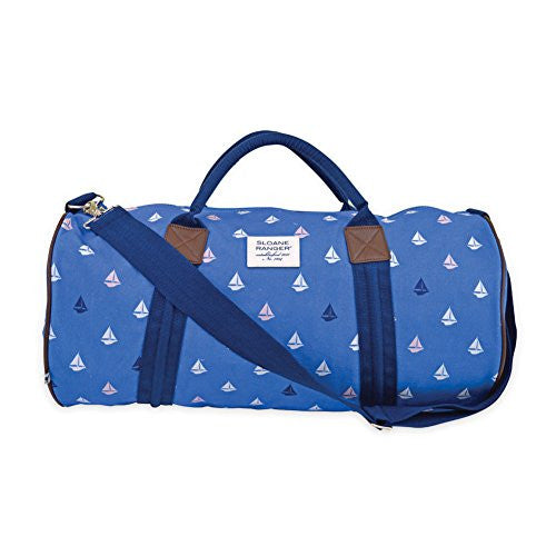 sailboat duffle