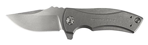 "GEORGE TITANIUM FOLER 2.75"" KNIFE"