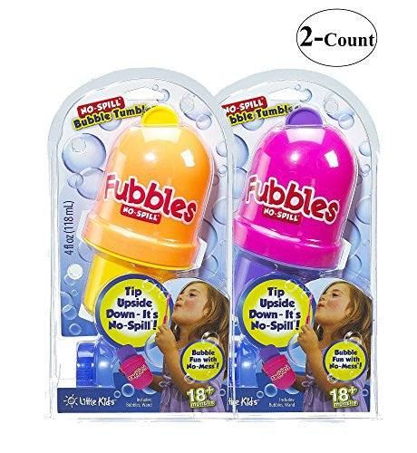 Fubbles® No-Spill® Bubble Tumbler® (Assorted)