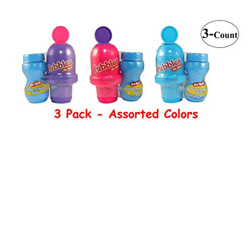 Fubbles® No-Spill® Bubble Tumbler Minis® (Assorted)