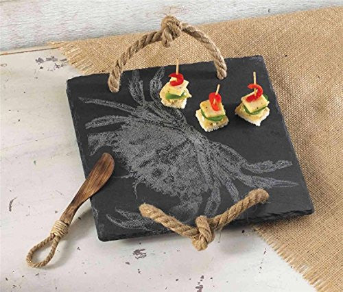 Crab Slate Board Set