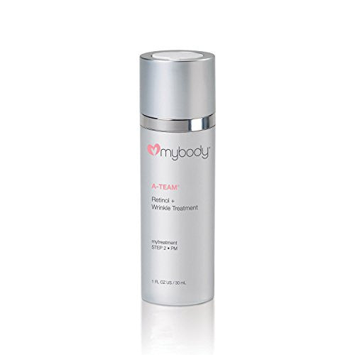 Treatment Product - A-TEAM® - Retinol + Wrinkle Treatment, 1 oz