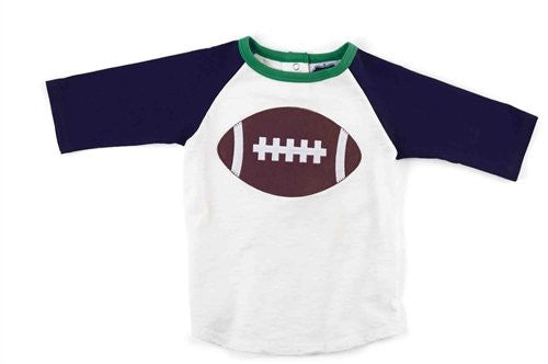 Football Shirt,Size: medium | 2T-3T