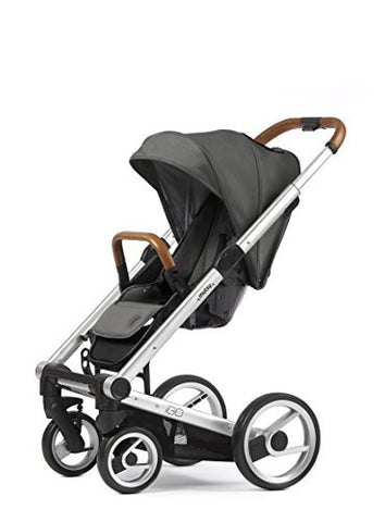 Igo Urban Nomad Dark Grey with Silver Chassis