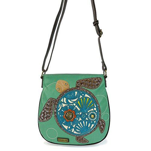 Sea Turtle Xbody Bag