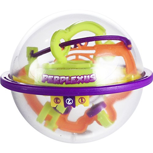 Worlds Smallest Perplexus 3-Dimensional, labyrinth game