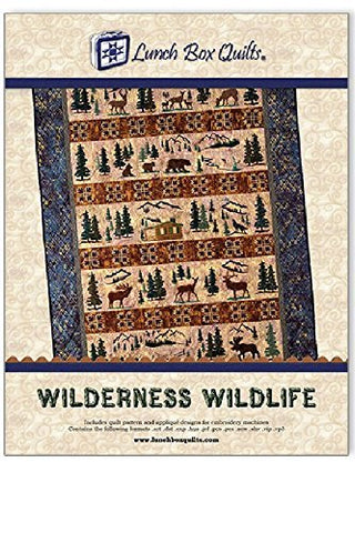 Wilderness Wildlife Emb (Product Shipped with CD)