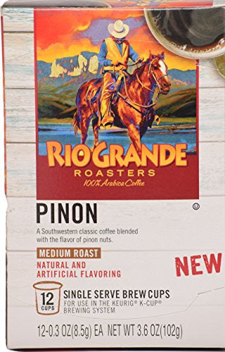Rio Grande Roasters Pinon Medium