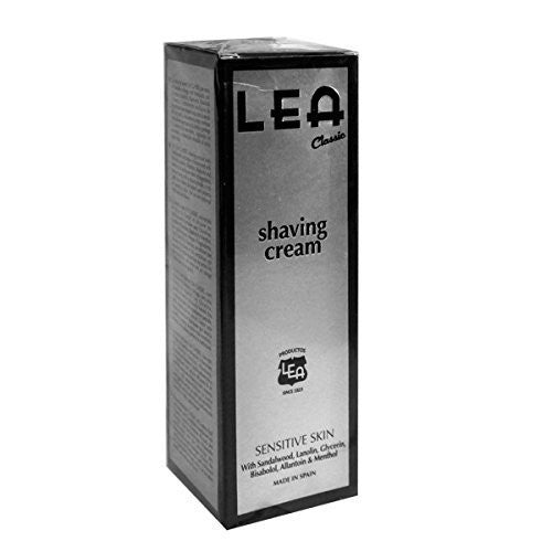Shaving Cream Tube 3.5oz shave cream by LEA by LEA