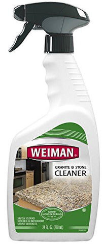Weiman Granite and Stone Cleaner 24 oz.