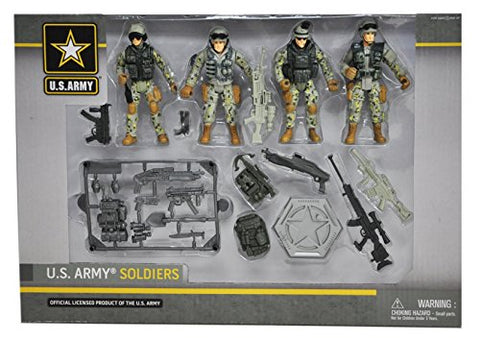 """US Army Soldiers"