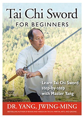 DVD: Tai Chi Sword for Beginners by Master Yang