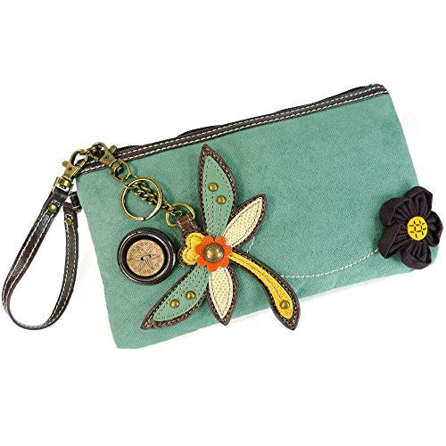 Clutches - Dragonfly - Teal