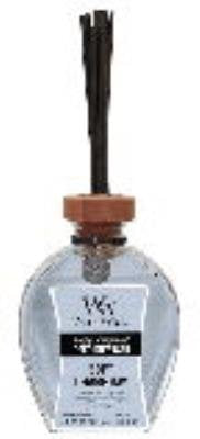 "WoodWick Soft Chambray 3.0 oz Reed Diffuser, 3.25"" x 1.75"" x 8.25"""