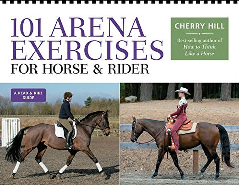 101 Arena Exercises for Horse and Rider (Paperback)