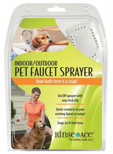Rinse Ace Indoor Outdoor Pet Sprayer Model: