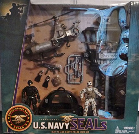 """US Navy Seals Observation Tower"