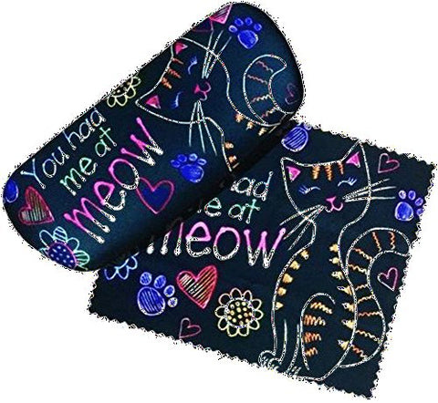 You Had Me At Meow Eyeglass Case