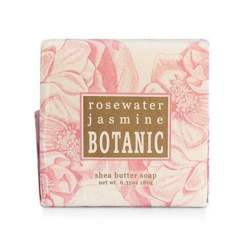 Rosewater and Jasmine Soap Square - 6.35 oz