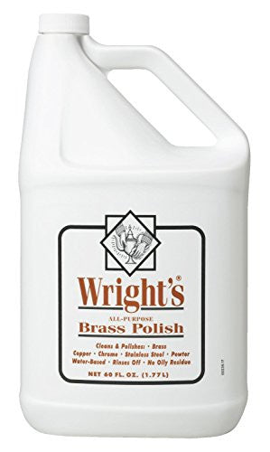 Wrights Brass Polish 60 oz.