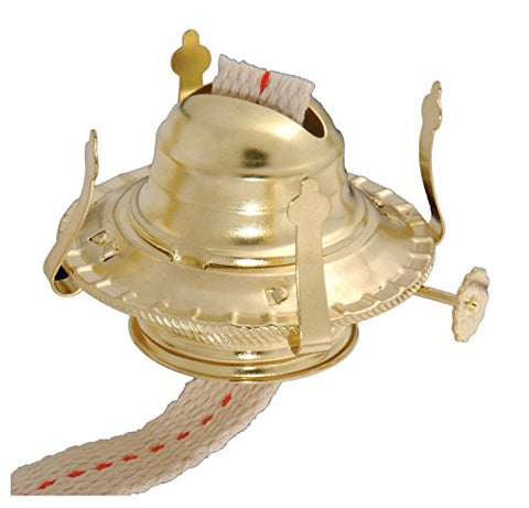 #2 Brass Plated Oil Burner