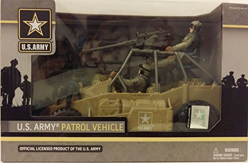 """US  Army Desert Patrol Vehicle"