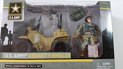 """US Army Assault 4 Wheeler"