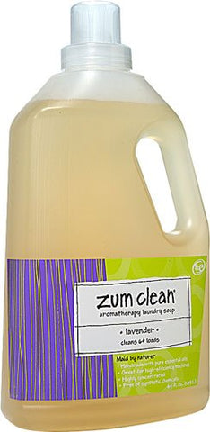 Zum Clean Laundry Soap - Lavender, 64.0 oz