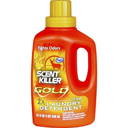 Wildlife Research Center- Scent Killer Gold Laundry Detergent 32 Fluid oz.